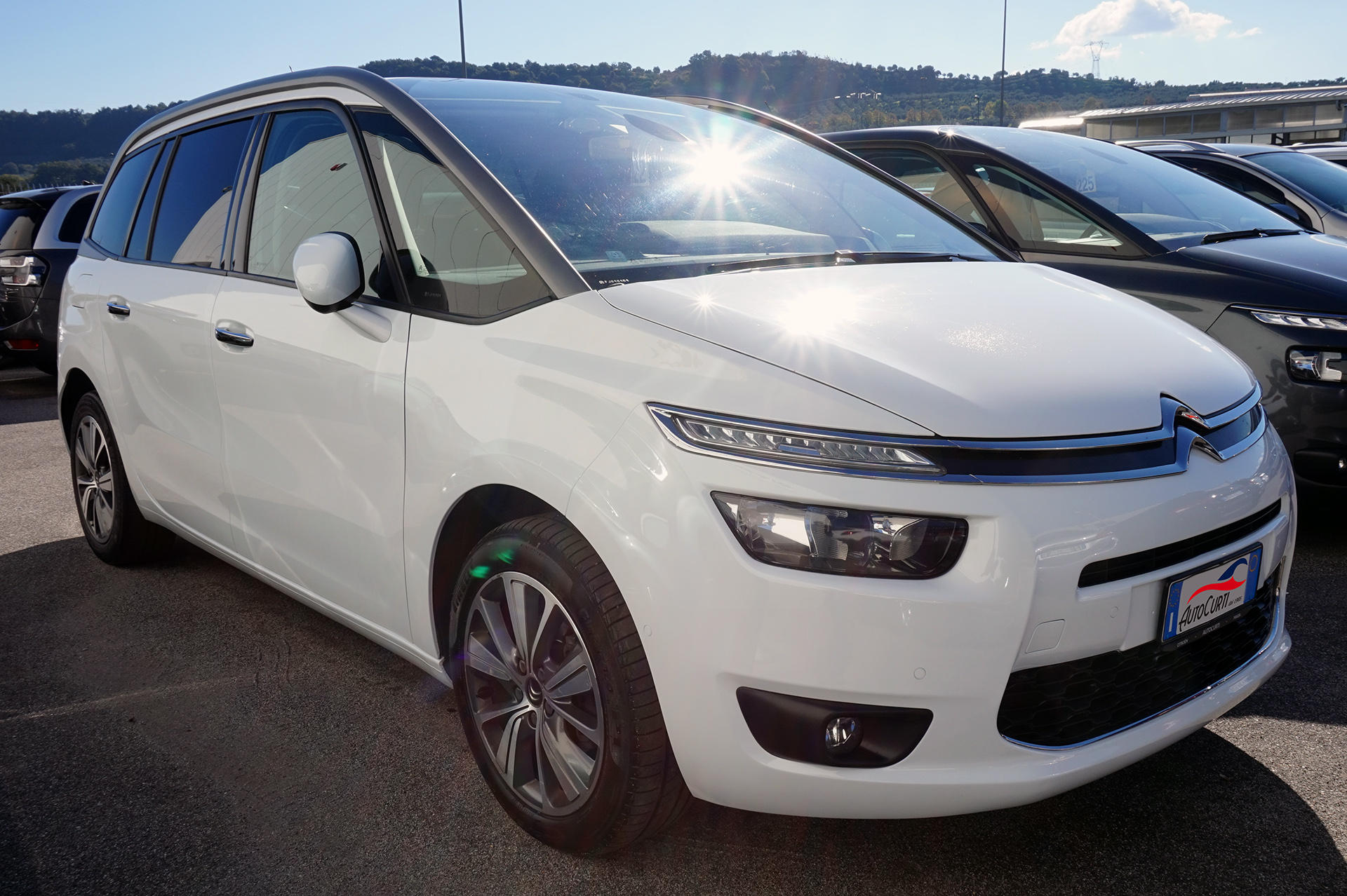 citroen c4 picasso bluehdi 120 s s intensive. Black Bedroom Furniture Sets. Home Design Ideas